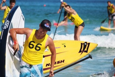"""Stand Up Paddling am Walensee """"Jungstag"""" (11 – 13 Jahre)"""